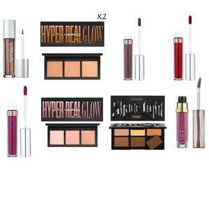 Bundle of 9 brand name/high end makeup